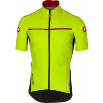 CASTELLI Perfetto Light 2 Jersey SS Yellow Fluo