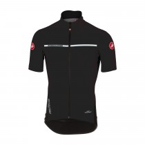 Castelli perfetto light 2 fietsshirt met korte mouwen licht zwart