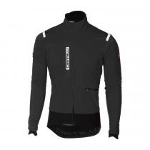 Castelli alpha RoS fietsjack licht zwart