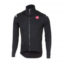 Castelli alpha RoS fietsshirt lange mouwen licht zwart