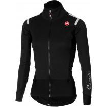Castelli alpha ros w light dames fietsjack licht zwart