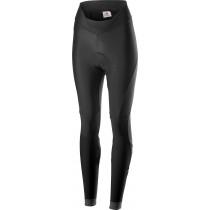 Castelli velocissima dames lange fietsbroek zwart