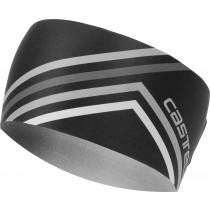 Castelli viva 2 dames hoofdband licht zwart
