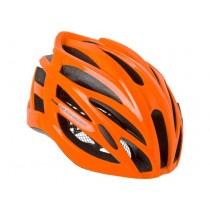 Agu tesero fietshelm oranje