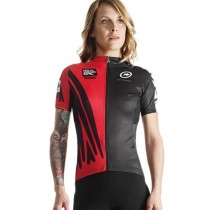 ASSOS Cape Epic XC Evo 7 Lady Jersey SS National Red
