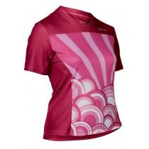 SUGOI Indie Lady shirt KM Cherry