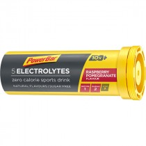 Powerbar electrolyte tabs raspberry pomegranate (10 stuks)