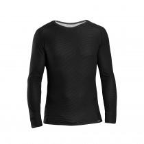 GripGrab ride thermal ondershirt met lange mouwen zwart
