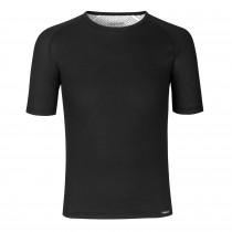 GripGrab ride thermal ondershirt met korte mouwen zwart
