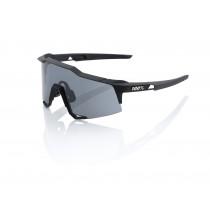 100% Bril Speedcraft Standard Lens Smoke Soft Tact Black