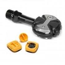 Speedplay zero chrome-moly + walkable cleat pedalen zwart