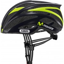 Abus Tec-tical pro v2 fietshelm Movistar team