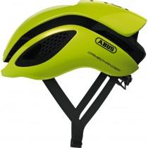 Abus gamechanger fietshelm neon geel