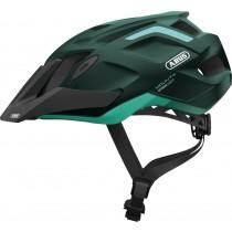 Abus mountk fietshelm smaragd groen