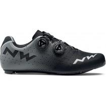 Northwave revolution fietsschoen zwart antraciet