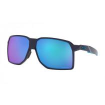 Oakley Portal Bril Valor Navy - Sapphire Prizm