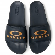 Oakley ellipse slide slippers donker blauw