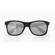 Alba Optics anvma bril zwart - vzum mr silver lens