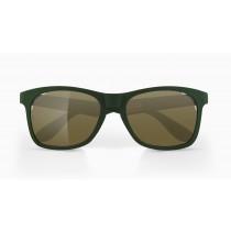 Alba Optics anvma bril groen - vzum mr bronze lens