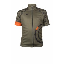 VERMARC Armata Kids Jersey SS Olive