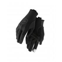 Assos spring/fall fietshandschoenen blackseries zwart