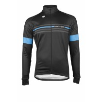 VERMARC Attaco Jersey LS Black Blue