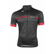 VERMARC Attaco Jersey SS Black Red