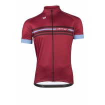 VERMARC Attaco Jersey SS Red Blue