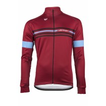 VERMARC Attaco Jersey LS Red Blue