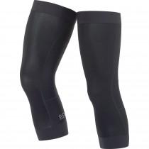 Gore bike wear universal thermo kniestukken zwart