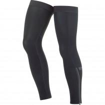 Gore bike wear universal thermo beenstukken zwart