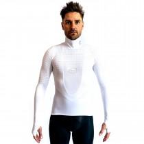 Spatzwear Basez 2 Ondershirt Lange Mouw White