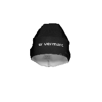 Vermarc BEL.21 Zwart Helmmuts