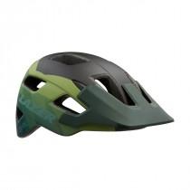 Lazer chiru mtb fietshelm mat donker groen