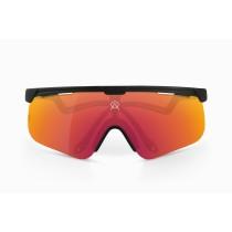 Alba Optics delta fietsbril zwart - vzum lava lens