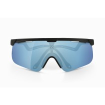 Alba Optics delta fietsbril zwart - Vzum - Cielo lens