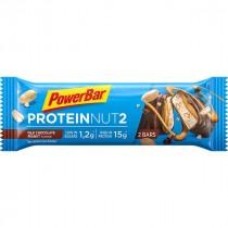 Powerbar protein nut2 reep milk chocolate peanut 60g