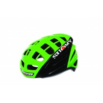 SUOMY Helm Gun Wind HV Green Black