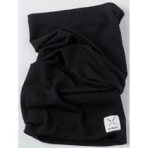 De Marchi carezza sjaal zwart
