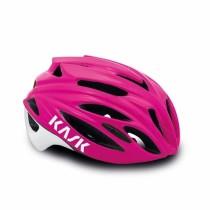 Kask rapido fietshelm fuchsia roze