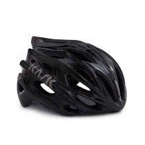 Kask mojito x fietshelm zwart