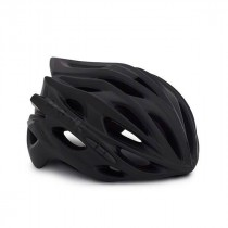 Kask mojito x fietshelm mat zwart