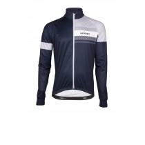 Vermarc classico mid season fietsjack blauw