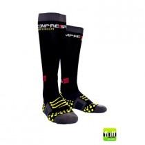 COMPRESSPORT Full Socks Black