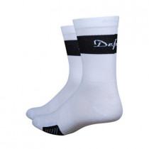 DEFEET Sock Cyclismo 5 White Black