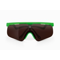 Alba Optics delta candy fietsbril groen - vzum pou lens