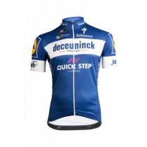 Vermarc Deceuninck Quick Step spl aero fietsshirt met korte mouwen 2019