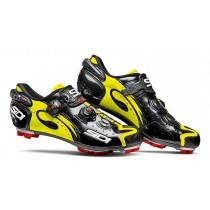 SIDI Drako Carbon SRS Black Yellow Fluo MTB Fietsschoen