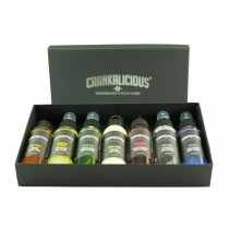 Crankalicious the classics gift box