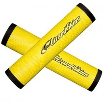 LIZARD SKINS DSP Grip 130/30.3 mm Yellow